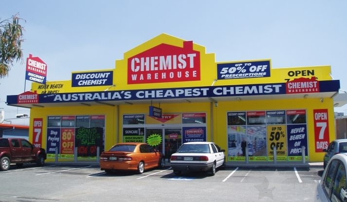 Chemist Warehouse/澳洲CW药房